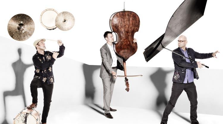 Ausweitung der Klangzone: Vein stellen ihr neues Programm «Symphonic Bop» vor