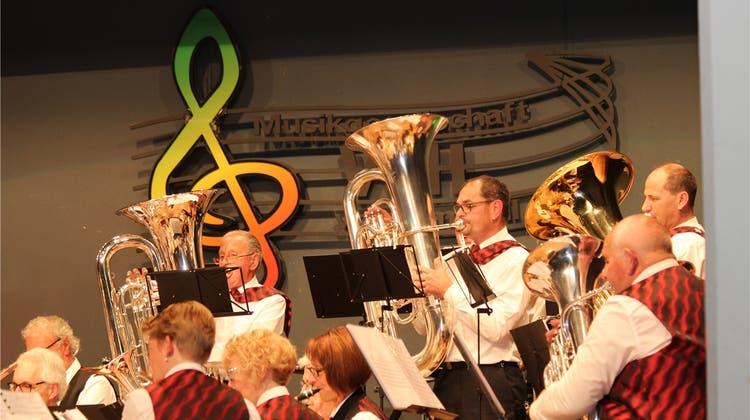 Gelungener Einstand für den neuen Dirigenten am Jahreskonzert