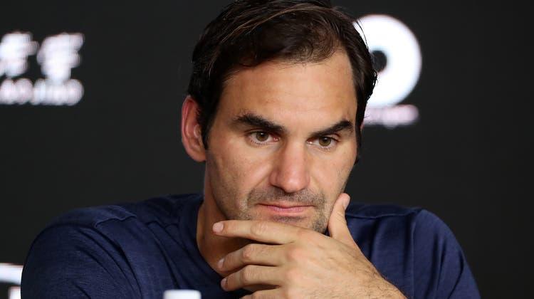Roger Federer nach seinem Out über Stefanos Tsitsipas: «Er hat einen grossartigen Match abgeliefert»