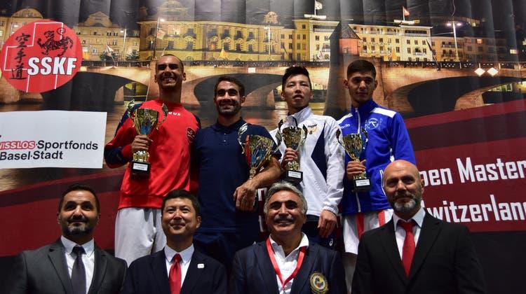 Das Basel Open Masters mit neuen Rekorden und weltbekannten Teilnehmern