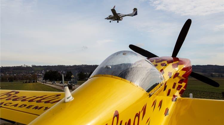 Weil sich einzelne Piloten nicht an die Regeln halten: Bundesamt beendet Projekt des Flughafens Grenchen