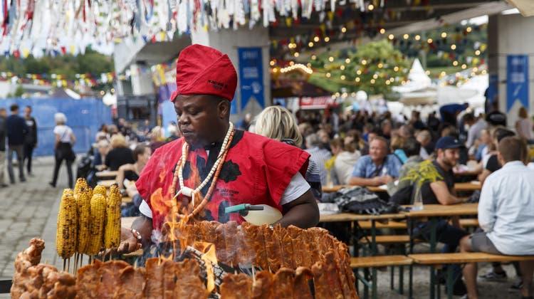 «Das schönste Streetfood-Festival der Schweiz»: Drei Tage lang frönen alle der «Maulzeit»