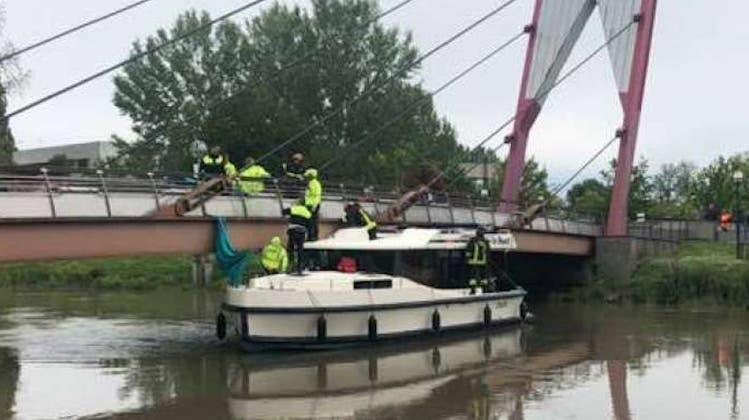 Zwischen Hausboot und Brücke eingeklemmt: Zürcherin stirbt bei Boots-Drama auf Fluss bei Venedig