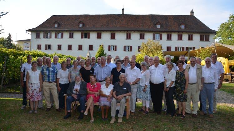 Treffen der FDP Alt-Kantonsräte