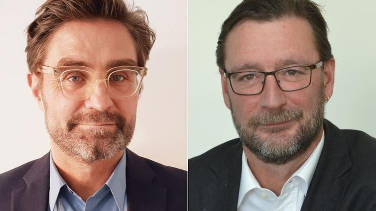 Patrick Marcolli löst David Sieber ab und wird neuer Chefredaktor der «bz»