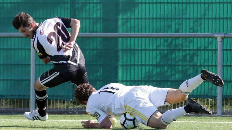 Black gewinnt das Derby gegen OB ++ FCB U21 ebenfalls siegreich