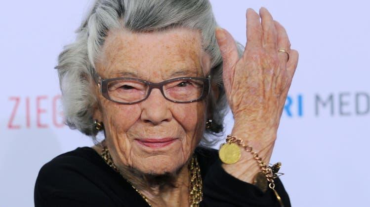 Rosamunde Pilcher (†94) ist gestorben – eine der erfolgreichsten Bestsellerautorinnen der Gegenwart