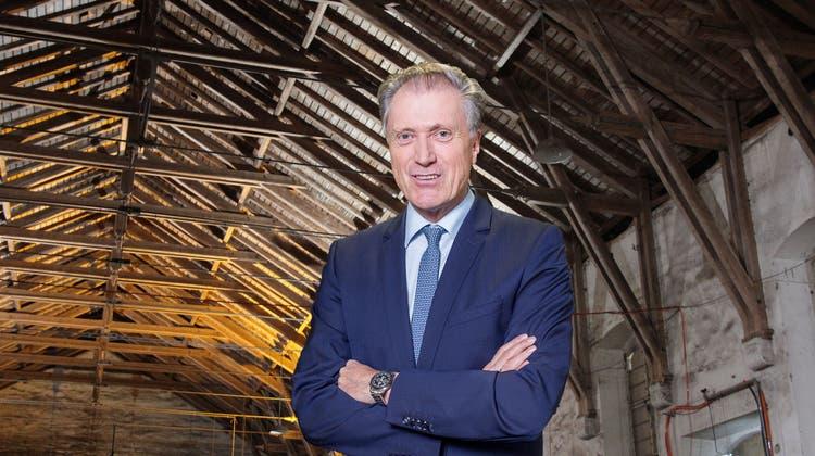 Schub für die Alte Reithalle: Ex-Migros-Chef Herbert Bolliger wird Finanzchef