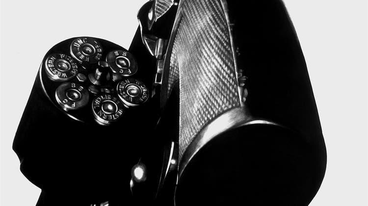 Die Ästhetik von Gewalt: So omnipräsent sind Schusswaffen in unserer Gesellschaft