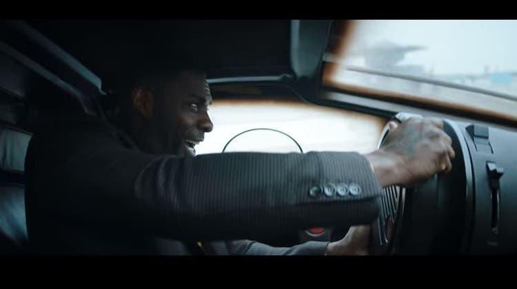 Hollywoodstar Idris Elba wirbt für neue Basler Automesse
