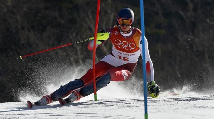Mit Parallelslalom auf Zuschauerfang in St. Moritz
