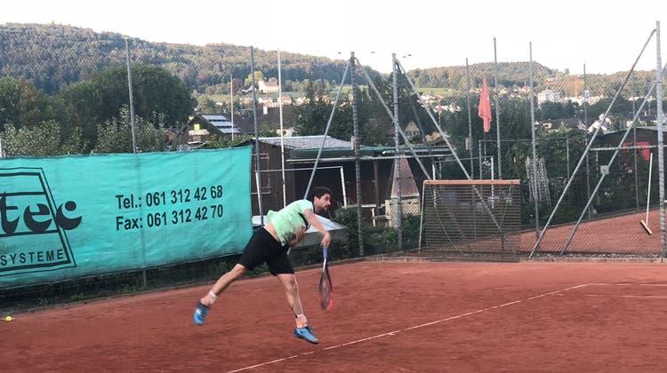 Der Schweizer Meister fordert die internationale Konkurrenz