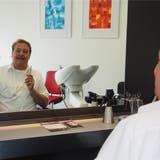 Einmal waschen schneiden – Hansjörg «Schaber» Schraner geht in den Ruhestand