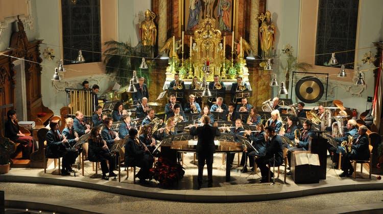 Kirchenkonzerte der Musikgesellschaft Niedergösgen