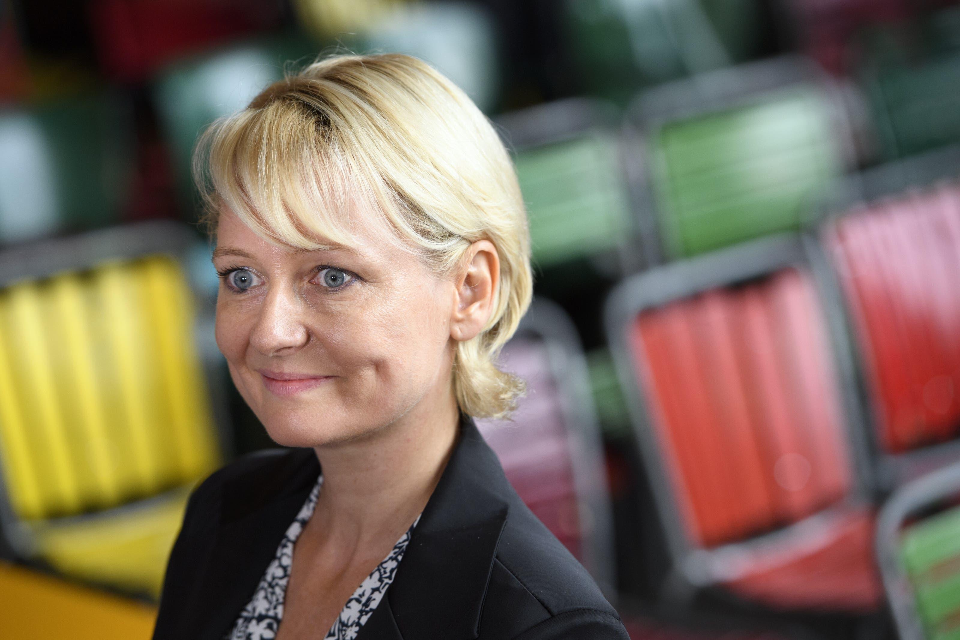 Platz 5: Isabelle Moret (FDP) fehlte in 16 Prozent der 3441 Abstimmungen in der gesamten Legislatur 2018.