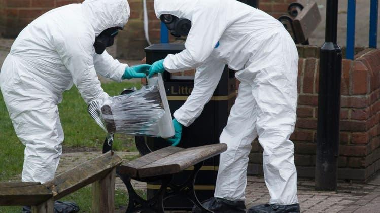 Giftanschlag, russische Spione, Staatskrise – und mittendrin das Labor Spiez