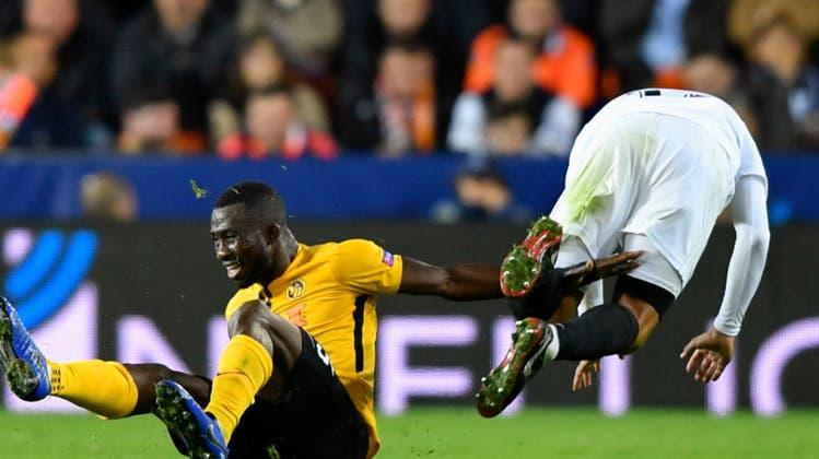 YB verliert Sanogo – der Ivorer grätscht künftig in der Wüste für das Saudi-Team Al Ittihad