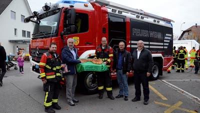 Ein Fahrzeug für jeden Einsatz der Feuerwehr Hunzenschwil-Schafisheim