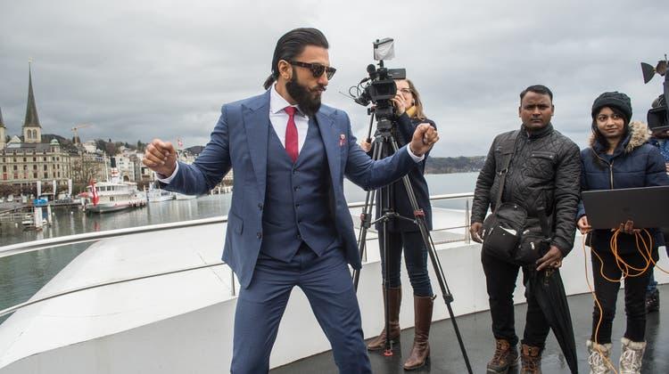 Dank Youtube-Hit in Indien: Schweiz feiert ihr Bollywood-Comeback