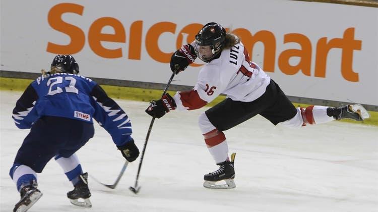 Buchser Gemeindeverwaltungsstiftin schreibt Hockey-Geschichte