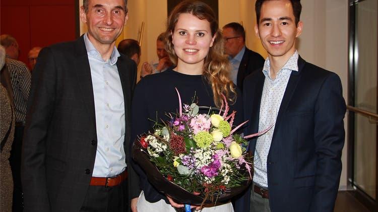 Nominiert: 23-Jährige soll für FDP in den Gemeinderat