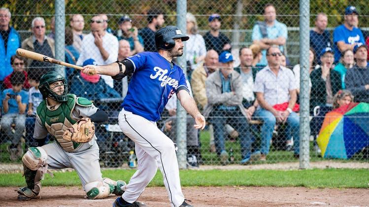 Therwiler NLA Baseballer mit gutem Saisonstart