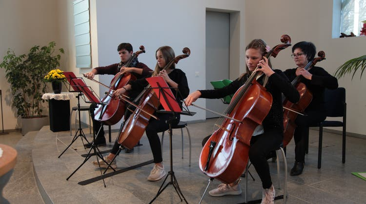 Winterkonzert der Musikschule Würenlos