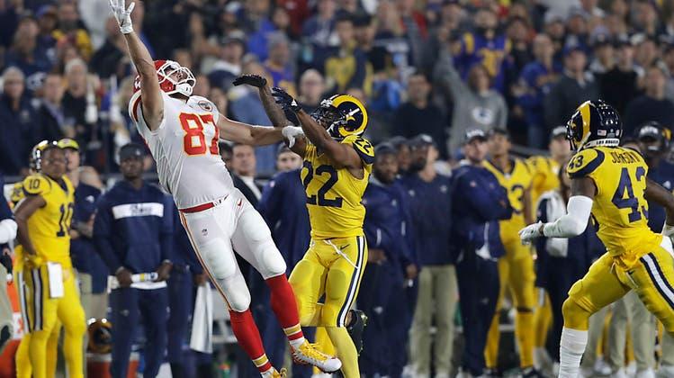 Die Auferstehung des Sorgenkinds – die Los Angeles Rams spielen am Sonntag um die Super Bowl