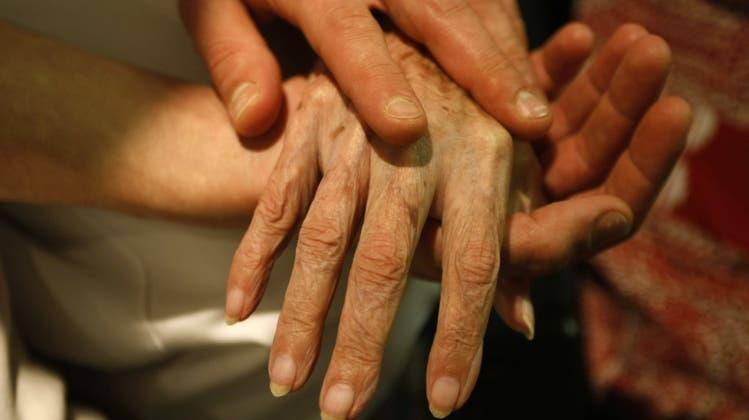Verein informiert am Samstags-Märet über Palliative-Care