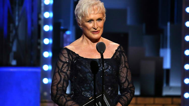 Oscar-reife Leistung von Glenn Close in «The Wife»