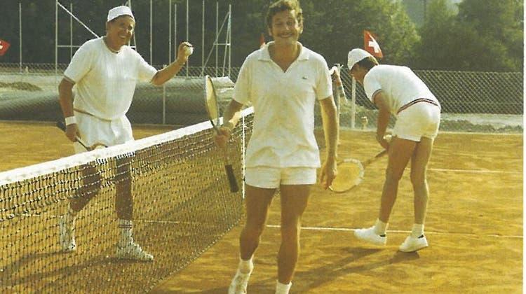 Tennisclub Weihermatt feiert sein 50-jähriges Jubiläum – ein Rückblick