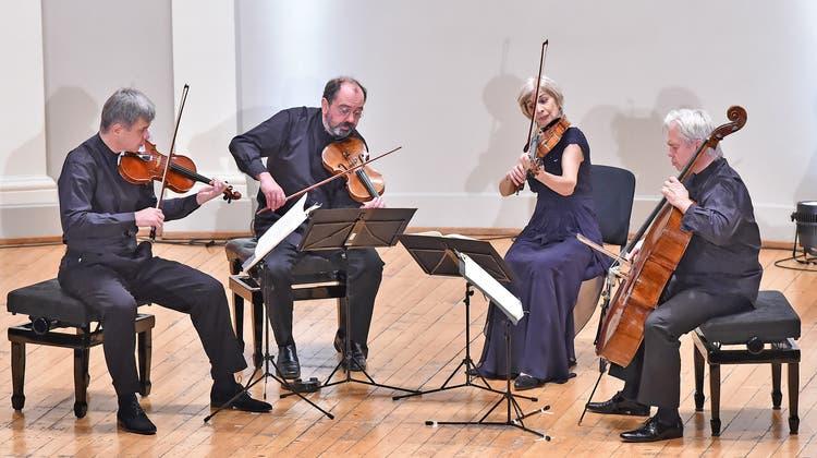 Hagen Quartett: Virtuos Kammermusik zelebriert