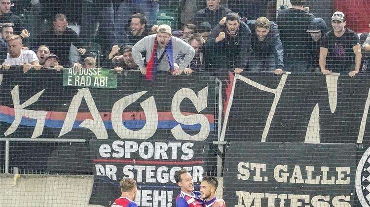 Der Unscheinbare: Luca Zuffi spielt konstant und fällt beim FCB doch nicht auf