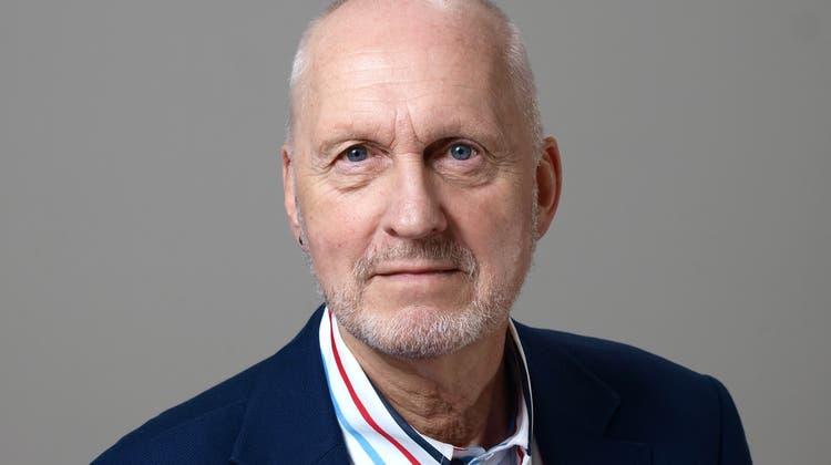 Udo Rauchfleisch schreibt schneller als sein Schatten