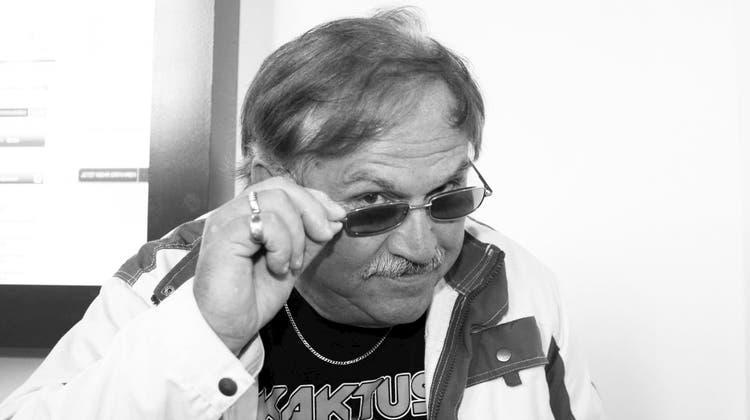 «Kaktus»-Legende Duco Aeschbach stirbt unerwartet