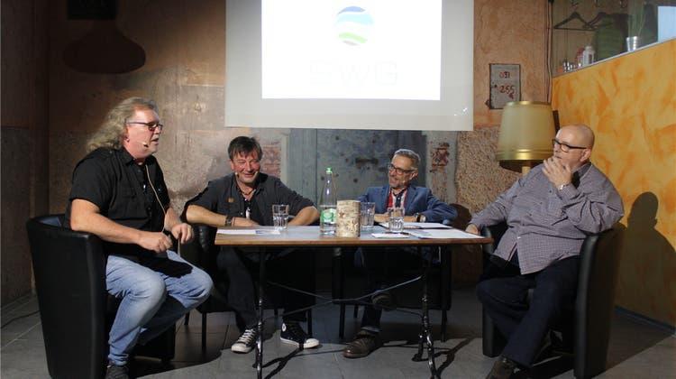 Dani Fohrler und Sänger «George» gaben viel Privates preis