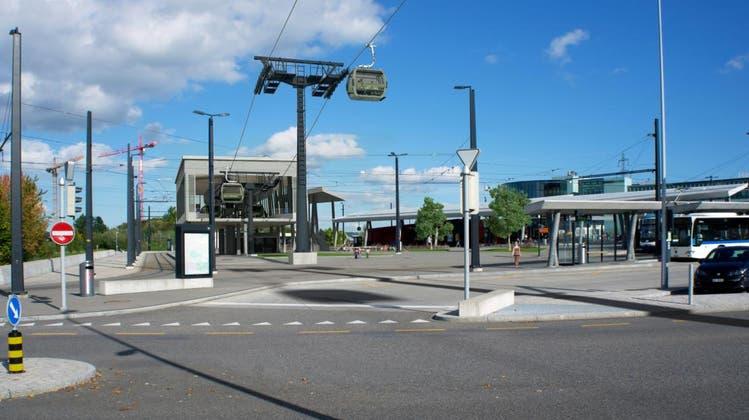 In 70 Meter Höhe vom Bahnhof Stettbach in den Zürcher Zoo: Kantonaler Gestaltungsplan für Zoo-Seilbahn steht