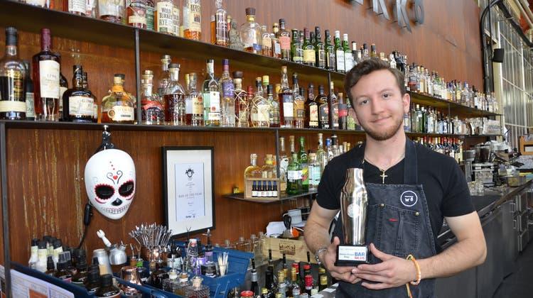 Dieser Baselbieter Barkeeper ist das grösste Talent hinter dem Tresen