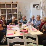Kaffee und Kuchen – mehr brauchts nicht für die Üezmeler Senioren