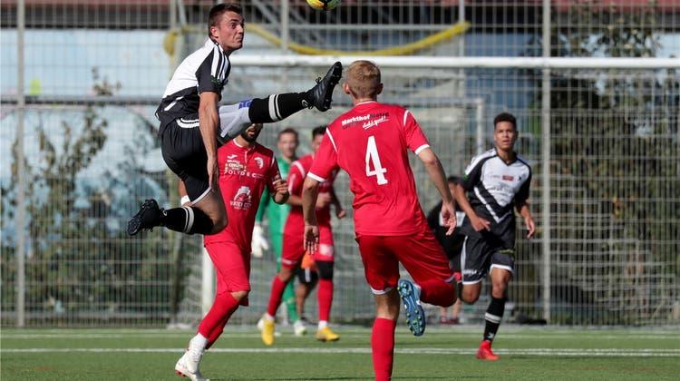 Mit starker Duftmarke in die Winterpause: Der FC Black Stars siegt beim FC Schötz eindrücklich mit 4:1