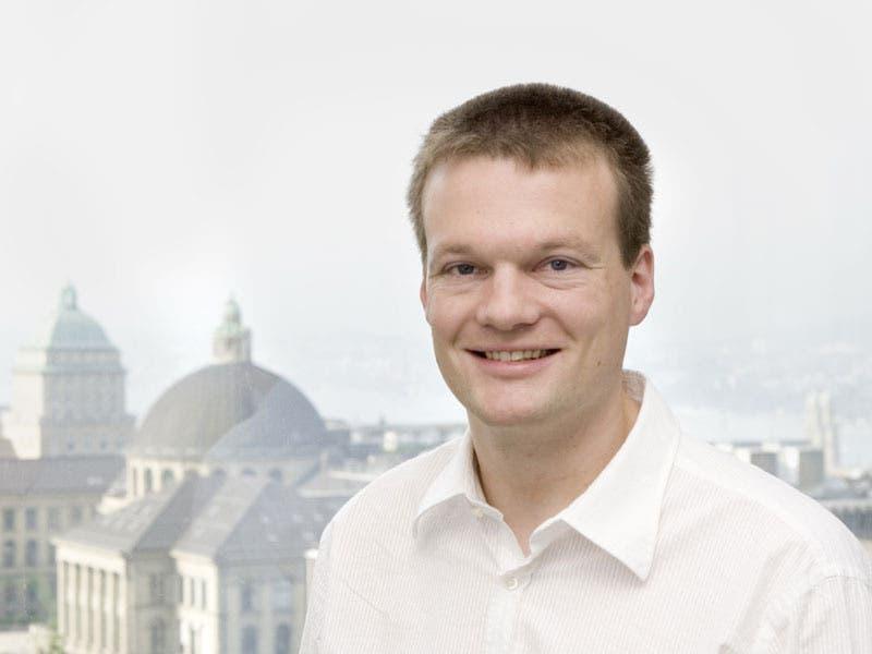 Reto Knutti, ETH-Professor: Internetaktivisten klauten seine Identität.