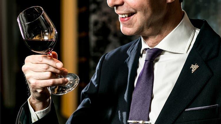 «Der Wein ist der Bindestrich zwischen Sommelier und Gast»