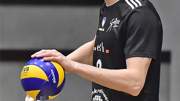 Nahezu perfekt - Neuzugang Miloš Ćulafić will mit Schönenwerd Bronze gewinnen