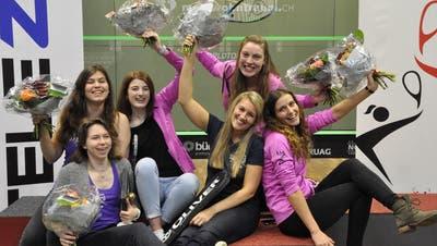 Das Team Fricktal ist Schweizer Meister