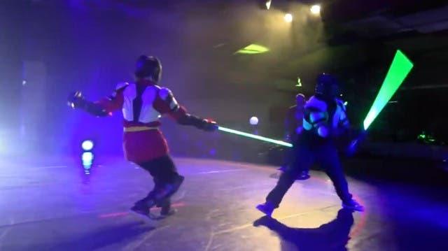 «Star-Wars»-Fans aufgepasst: In Frankreich ist Lichtschwert-Fechten jetzt offiziell ein Sport