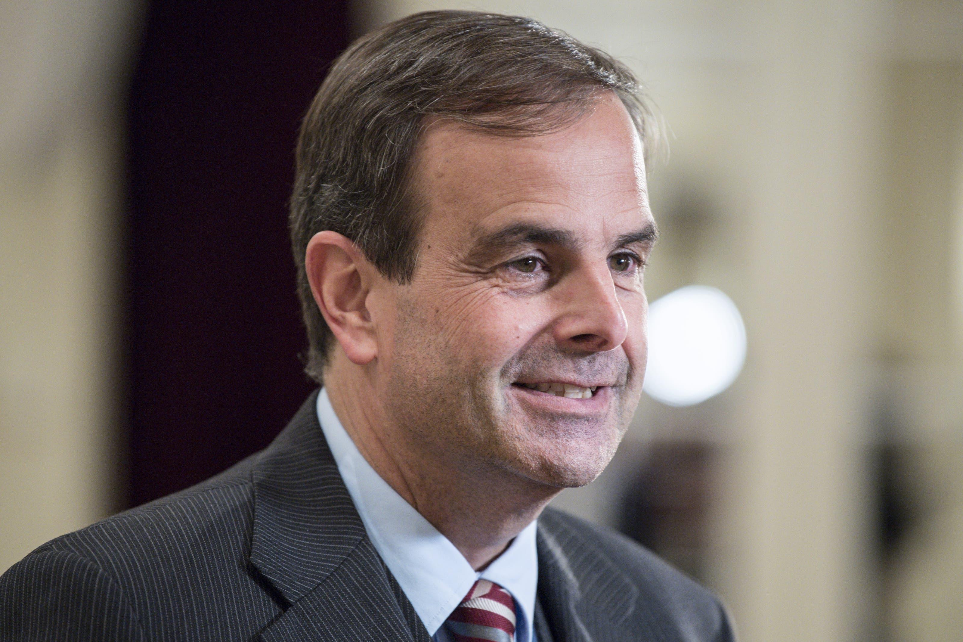 3. Platz: CVP-Präsident Gerhard Pfister fehlte in 21,2 Prozent der Abstimmungen. In Zahlen: 53 von 250 Abstimmungen.