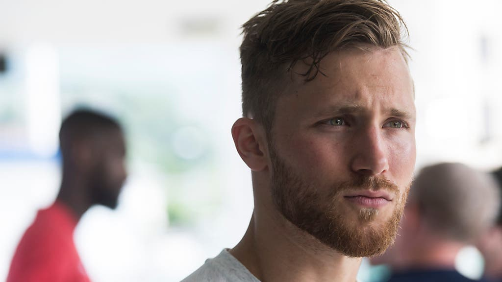 Rückschlag für den neuen FCB-Verteidiger Silvan Widmer