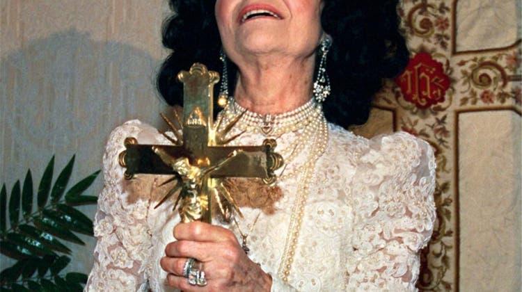 Kurz nach ihrem 90. Geburtstag: Sektenführerin Uriella ist tot