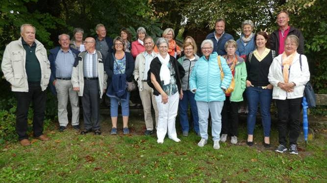 Reise des Kirchenchores St. Josef, Luterbach