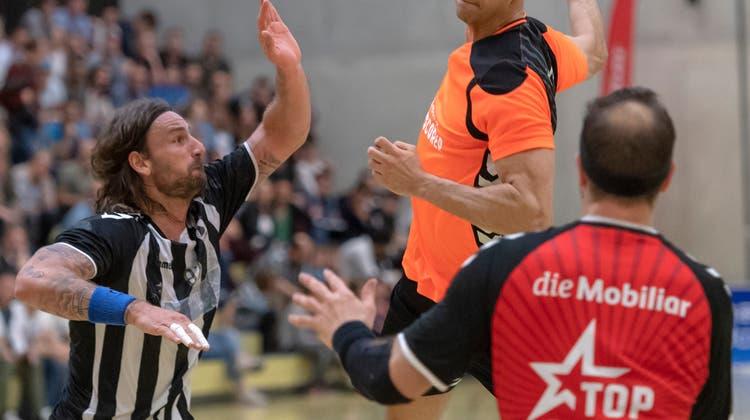 Der RTV Basel in der Playoff-Serie gegen die Kadetten nun 1:2 im Rückstand